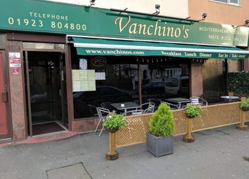 Thumbnail Restaurant/cafe for sale in Watford WD24, UK
