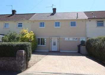 Thumbnail 3 bed terraced house for sale in Heol Pant Y Deri, Ely, Cardiff