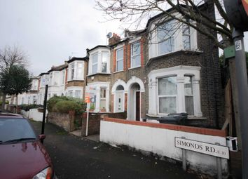 Thumbnail 2 bed flat for sale in Simonds Road, London