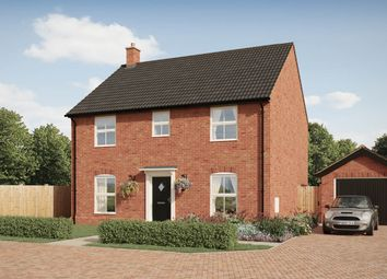 4 bed detached house for sale in St Marys View, Gislingham, Eye IP23