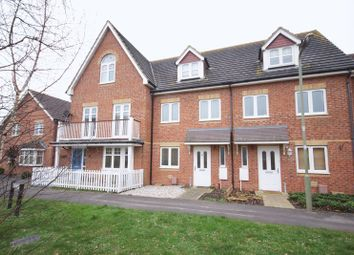 Thumbnail 3 bed terraced house for sale in Magister Drive, Lee On The Solent
