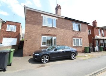 Thumbnail 3 bed semi-detached house to rent in Friars Street, Hereford