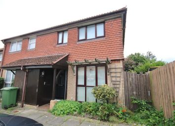 Thumbnail 3 bedroom end terrace house for sale in Tunstall Road, Cosham, Portsmouth
