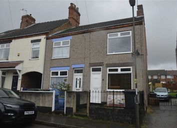 Thumbnail 2 bedroom end terrace house for sale in Victoria Street, South Normanton, Alfreton