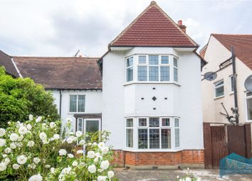 Thumbnail 3 bed semi-detached house for sale in Lyndhurst Gardens, Church End, London