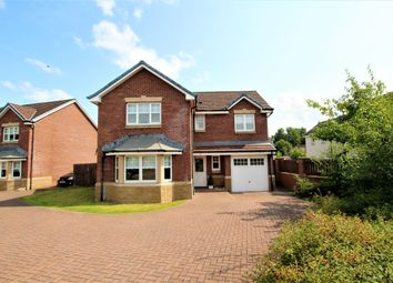 Thumbnail 4 bed detached house for sale in Liath Avenue, Motherwell