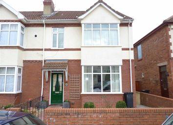 Thumbnail 3 bed end terrace house for sale in Runswick Road, Brislington, Bristol