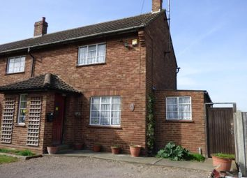 Thumbnail 3 bed semi-detached house for sale in New House Farm Cottages, Stondon Road, Ongar, Essex