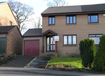 Thumbnail 3 bed semi-detached house to rent in Hillside, Houston, Johnstone