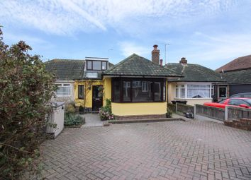 Thumbnail 3 bed semi-detached bungalow for sale in Wallwood Road, Ramsgate