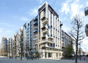 Thumbnail 2 bed flat for sale in Festive Mansions, 10 Napa Close, London