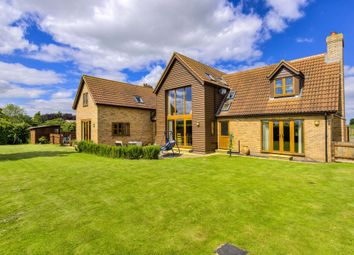 Thumbnail 5 bed barn conversion for sale in Sutton Road, Witchford, Ely