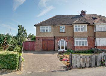 Thumbnail 4 bed semi-detached house for sale in The Ridgewaye, Southborough, Tunbridge Wells