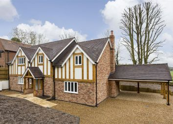 Thumbnail 4 bed detached house for sale in Whitehorse Hill, Snitterfield, Stratford-Upon-Avon