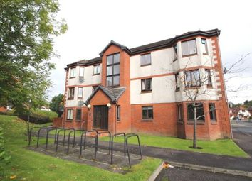 Thumbnail 2 bed flat for sale in Waverley Crescent, Livingston, West Lothian
