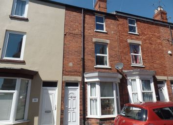 Thumbnail 3 bedroom terraced house to rent in Cromwell Street, Lincoln