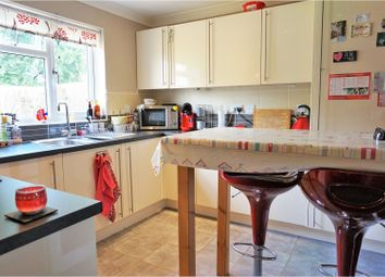 Thumbnail 2 bed end terrace house for sale in Cromwell Road, Weeting