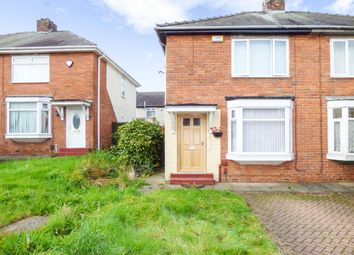Thumbnail 2 bed semi-detached house for sale in Daphne Road, Stockton-On-Tees