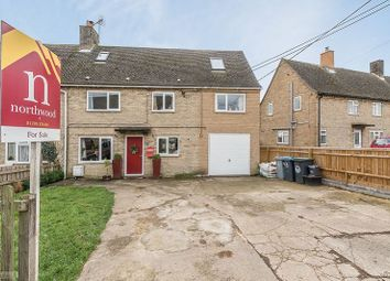 Thumbnail 4 bed property for sale in Ballard Close, Middle Barton, Chipping Norton