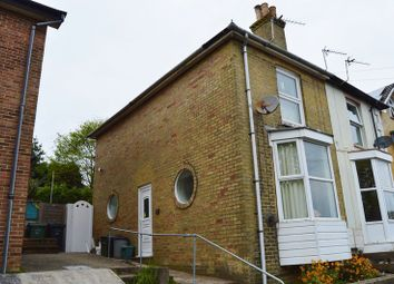 Thumbnail 2 bed semi-detached house for sale in Arctic Road, Cowes