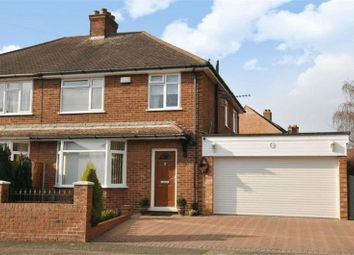 Thumbnail 3 bed semi-detached house for sale in South Avenue, Elstow
