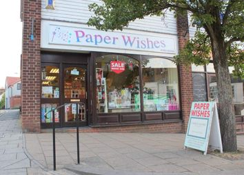 Thumbnail Retail premises for sale in Wymondham, Norfolk