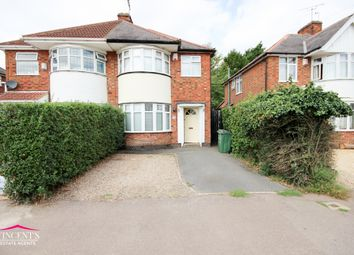Thumbnail 3 bed semi-detached house for sale in Shakespeare Drive, Leicester