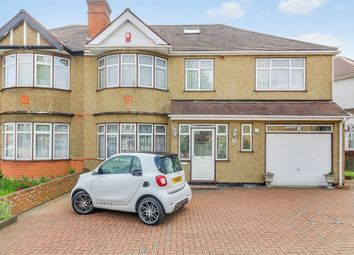 Thumbnail 5 bed semi-detached house for sale in Stag Lane, Edgware, Middlesex