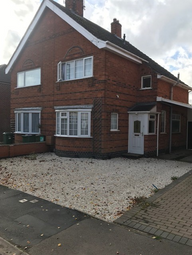 Thumbnail 3 bed semi-detached house to rent in Kings Drive, Leicester Forest East, Leicester