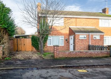 Thumbnail 2 bedroom end terrace house for sale in Queens Avenue, King's Lynn