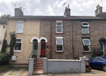 Thumbnail 2 bed terraced house to rent in Hervey Street, Ipswich