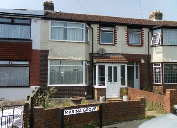 Thumbnail 3 bed terraced house for sale in Marina Grove, Portchester