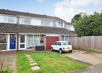 Thumbnail 4 bed semi-detached house for sale in West Fryerne, Yateley