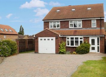 Thumbnail 5 bedroom detached house for sale in Elmesthorpe Lane, Earl Shilton, Leicester
