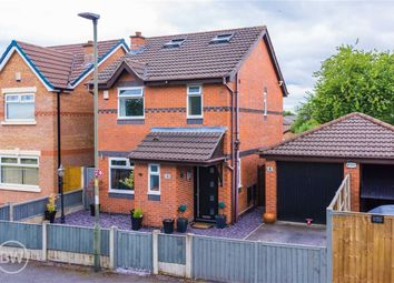 Thumbnail 4 bed detached house for sale in Dewberry Close, Tyldesley, Manchester