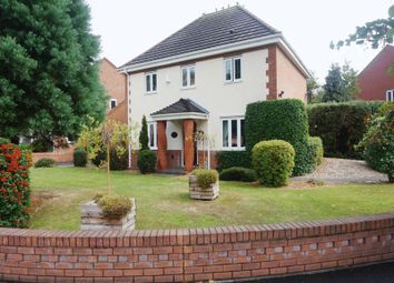 Thumbnail 4 bed detached house for sale in Sideway Road, Stoke, Stoke-On-Trent, Staffordshire