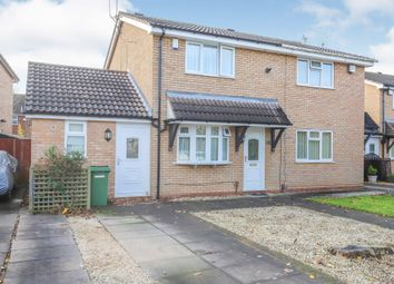 Thumbnail 3 bed semi-detached house for sale in Tiffany Lane, Pendeford, Wolverhampton