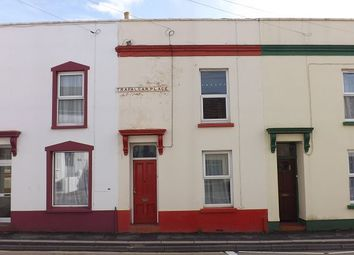 Thumbnail 2 bedroom property to rent in Trafalgar Place, Old Town, Bideford