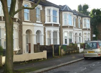Thumbnail 5 bed terraced house to rent in Leybourne Road, London