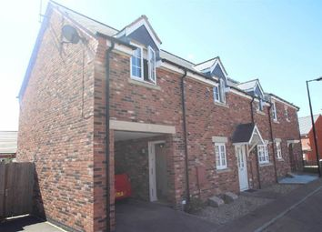 Thumbnail 2 bed flat for sale in Becks Close, Birstall, Leicester