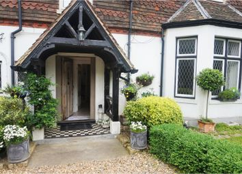 Thumbnail 2 bed maisonette for sale in 40 Bonehurst Road, Horley