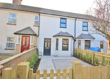 2 bed terraced house for sale in Shaftesbury Road, Heckford Park, Poole BH15