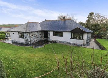 Thumbnail 3 bedroom bungalow for sale in Tregonna, Little Petherick, Wadebridge