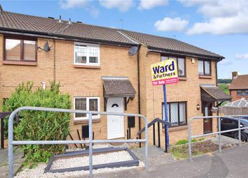 Thumbnail 2 bed terraced house for sale in Bilsington Close, Walderslade, Chatham, Kent