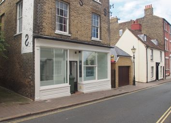 Thumbnail 2 bed flat to rent in St Margarets Street, Rochester