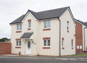 Thumbnail 3 bedroom detached house for sale in Min Yr Aber, Gorseinon