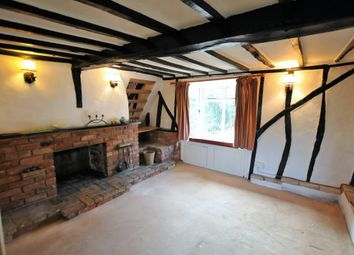 Thumbnail 2 bed detached house for sale in The Moor, Melbourn, Cambridgeshire