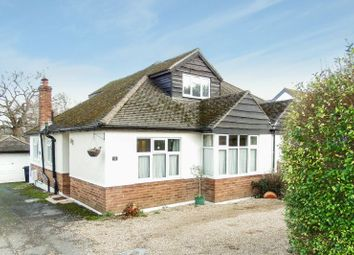Thumbnail 4 bedroom semi-detached bungalow for sale in Robin Hood Road, St. Johns, Woking