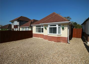 Thumbnail 3 bed detached bungalow for sale in Winifred Road, Oakdale, Poole