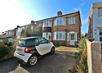 Thumbnail 3 bed semi-detached house to rent in Parker Road, Hastings, East Sussex